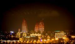 Новый символ Баку
